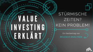 Value Investing erklärt